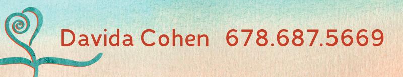 Davida Cohen  678-687-5669