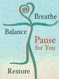 Breathe  Balance  Restore          Pause for You